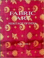 Fabric Art: heritage of India - Sukla das (ISBN 9788170172642)