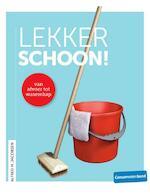 Lekker schoon! - Alfred M. Jacobsen (ISBN 9789059512542)