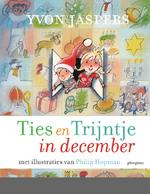 Ties en Trijntje in december - Yvon Jaspers (ISBN 9789021672236)