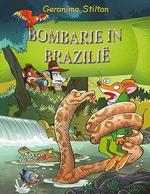 Bombarie in Brazilie - Geronimo Stilton