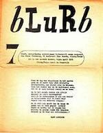 [gedicht] In: Blurb 7 - Hugo Claus, Simon [red.] Vinkenoog