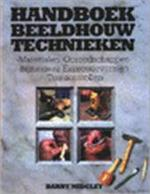Handboek beeldhouw technieken - Barry Midgley, Annelies Teulings, John Calcutt (ISBN 9789061136804)