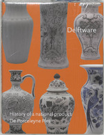 Delftware / 3 De Porseleyne Fles - Titus Eliens (ISBN 9789040089091)