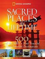 Sacred Places of a Lifetime - National Geographic (ISBN 9781426203367)