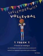 Spelenderwijs volleybal - Jos Rutten (ISBN 9789081648301)