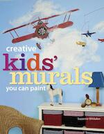 Creative Kids Murals You Can Paint