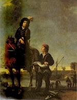 Aelbert Cuyp en zijn familie - Unknown