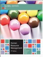 Human Resource Management - Raymond A. Noe, Barry A. Gerhart, John R. Hollenbeck, Patrick M. Wright (ISBN 9780077164126)