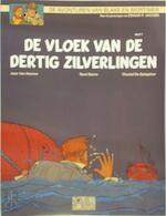 Vloek van de dertig zilverlingen - De avonturen van Blake en Mortimer 19 - Jean van Hamme, René Sterne, Chantal De Spiegeleer (ISBN 9789067370493)