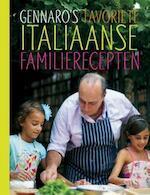 Gennaro s favoriete Italiaanse familierecepten - Gennaro Contaldo (ISBN 9789021553238)