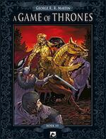 Game of thrones 10. boek 10/12 - george r r Martin (ISBN 9789460782398)