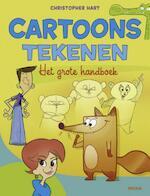 Cartoons tekenen - Christopher Hart (ISBN 9789044728033)