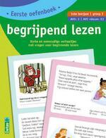 Eerste oefenboek begrijpend lezen AVI:2 AVI nieuw:E3 - ZNU (ISBN 9789044743074)