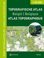 Topografische atlas Belgi? 1:50000 - Unknown (ISBN 9789020980257)