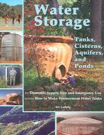 Water Storage - Art Ludwig (ISBN 9780964343368)