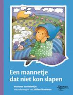 Een mannetje dat niet kon slapen - Mariette Vanhalewijn, Jaklien Moerman (ISBN 9789020998214)