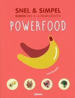 Snel & simpel - Powerfood (ISBN 9789089988409)