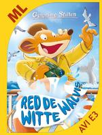 Red de witte walvis! (nr.37) - Geronimo Stilton