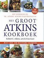 Het groot Atkins kookboek - R.C. Atkins, Amp, F. Gare (ISBN 9789032510107)