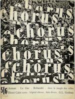 Chorus - Christian Boltanski, Jean-Pierre Le Boul'Ch, Jean Le Gac, Alain Lance, Pierre Tilman, Franck Venaille, Henri Calet, Fabrice Hélion, Georges Godeau, Arman