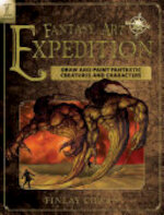 Fantasy Art Expedition - Finlay Cowan (ISBN 9781440303876)