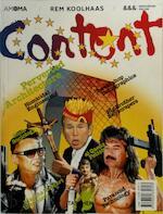 Content - Rem Koolhaas (ISBN 9783822830703)