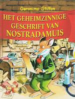 Het geheimzinnige geschrift van Nostradamuis - Geronimo Stilton (ISBN 9789085920328)