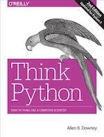 Think Python - Allen Downey (ISBN 9781491939369)