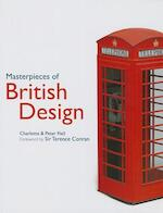 Masterpieces of British Design - Charlotte Fiell, Peter Fiell (ISBN 9781847960351)