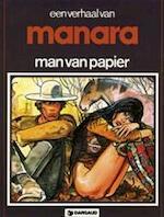 Man van papier