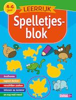 Leerrijk spelletjesblok (4-6 j.) - ZNU (ISBN 9789044750997)