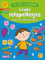 Zo leuk is oefenen! Leuke telspelletjes (3-4 j.) - ZNU (ISBN 9789044750041)