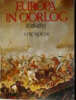 Europa in oorlog 1618-1815