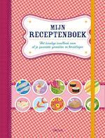 Mijn receptenboek (rood) - ZNU (ISBN 9789044751246)