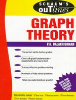 Schaum's Outline of Theory and Problems of Graph Theory - V. K. Balakrishnan (ISBN 9780070054899)