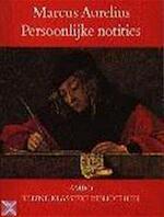 Selectie uit Persoonlijke notities - Marcus Aurelius (Romeins Keizer), Simone Mooij-valk (ISBN 9789026314902)