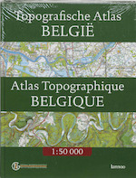 Topografische Atlas Belgie / Atlas Topographique Belgique - Unknown (ISBN 9789020948530)