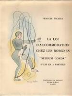 La Loi d'Accommodation chez les Borgnes.