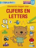 Oefen je slim! Cijfers en letters (4-5 j.) - ZNU (ISBN 9789044746112)
