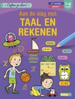 Oefen je slim! Aan de slag met taal en rekenen (7-8 j.) - ZNU (ISBN 9789044746143)