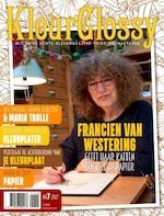 KleurGlossy 7 - Francien van Westering, Hanna Karlzon, Maria Trolle, Julia Woning (ISBN 9789079287987)