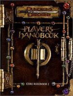 Dungeons & dragons player's handbook, - Monte Cook, Jonathan Tweet (ISBN 9780786915507)