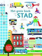 Het grote boek over de stad - Anne-Sophie Baumann (ISBN 9789059089181)