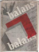 Balans. Algemeen Jaarboek Der Nederlandsche Kunsten. 1930-31. [The Editors' Prefatory Note Signed: D.A.M. Binnendijk, Menno Ter Braak and Others.]. - Balans., Dirk Adrianus Michel Binnendijk, Menno ter Braak