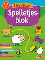 Leerrijk spelletjesblok (3-4 j.) - ZNU (ISBN 9789044750980)