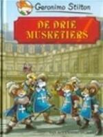 de drie musketiers - Geronimo Stilton, Alexandre Dumas