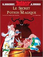Asterix - Le Secret De La Potion Magique - Rene Goscinny (ISBN 9782864973362)