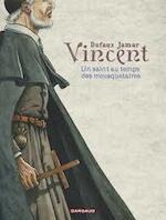 Un saint au temps des mousquetaires - Jamar Dufaux (ISBN 9782505064138)