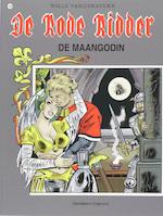 De maangodin - Willy Vandersteen (ISBN 9789002200595)