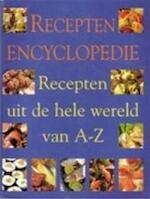 Receptenencyclopedie - Anne Wilson, Anna Vesting (ISBN 9783895084515)
